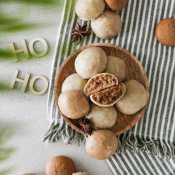 Pfeffernüsse (German Spiced Cookies)