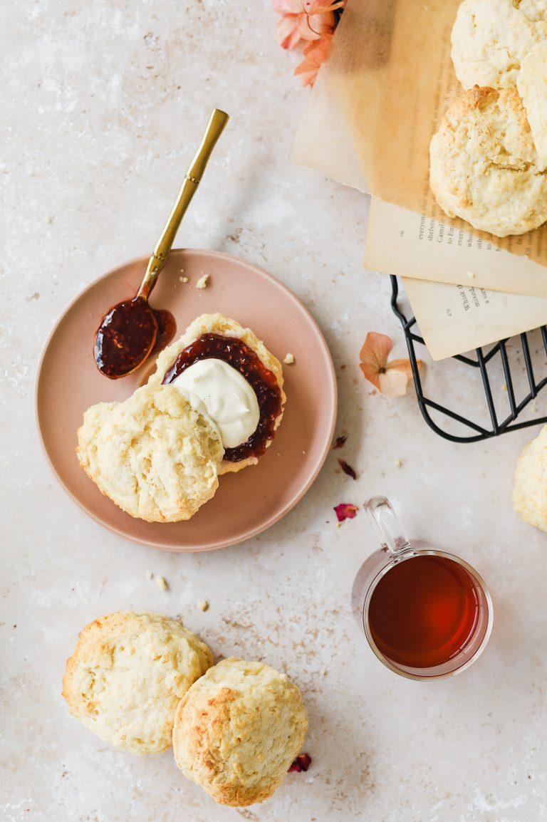 The best ever scones