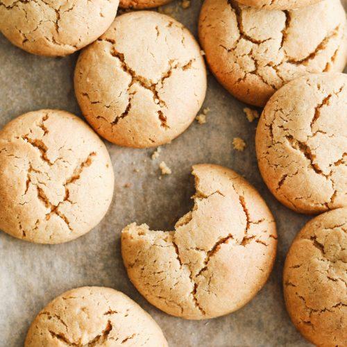 gingernut biscuits